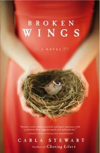 Broken Wings by Carla Stewart