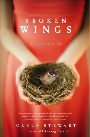 Broken Wings, by Carla Stewart