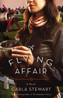 A Flying Affair - Carla Stewart