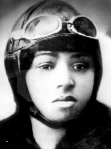 Bessie Coleman, Photo courtesy of Wiki Commons